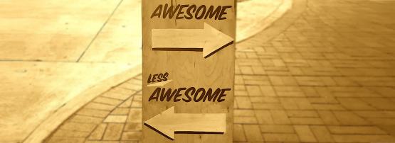 [Awesome Arrows by Jon Tyson on Unsplash]